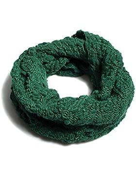 Smash! Aria, Bufanda para Mujer, Verde (Dark Green), (Tamaño del fabricante:OS)
