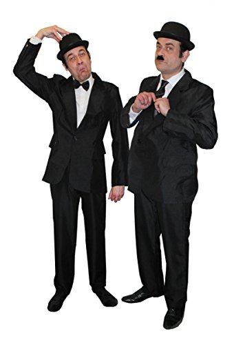 Adults Laurel and Hardy Costumes