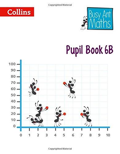 Busy Ant Maths European edition – Pupil Book 6B