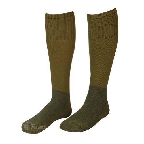Tru Spec Olive Drab (Tru-Spec Cushion Sole Socks Olive Drab M 3920004 by 5ive Star Gear)