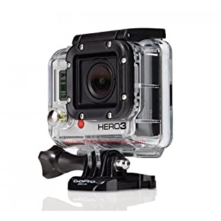 GoPro HERO3 - Videocámara Deportiva (estabilizador de Imagen óptico, Full HD 1080p, Resistente al Agua, WiFi) (B00BMQP3AI) | Amazon price tracker / tracking, Amazon price history charts, Amazon price watches, Amazon price drop alerts