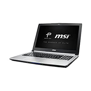 "MSI PE60 6QE-098FR Ordinateur Portable Non tactile 15"" (38,10 cm) Gris (Intel Core i7, 8 Go de RAM, 1 To, Nvidia GeForce GTX 960M)"