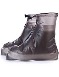 Hannea Fashion Waterproof Women Men Rain Snow Boots Shoes Covers for Outdoor Fishing