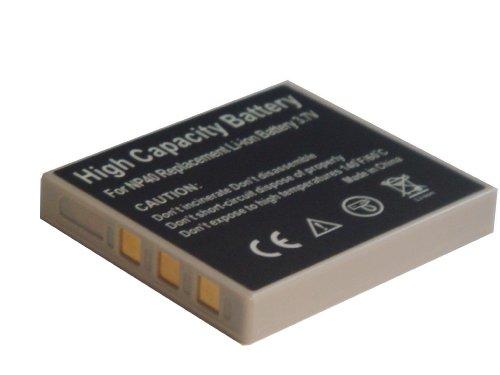 Qualitäts Akku für Fuji Finepix F480 F-480 , LiIon , Li-Ion , 100% passend, Batterie Camcorder, Video, Digital Kamera Finepix Camcorder