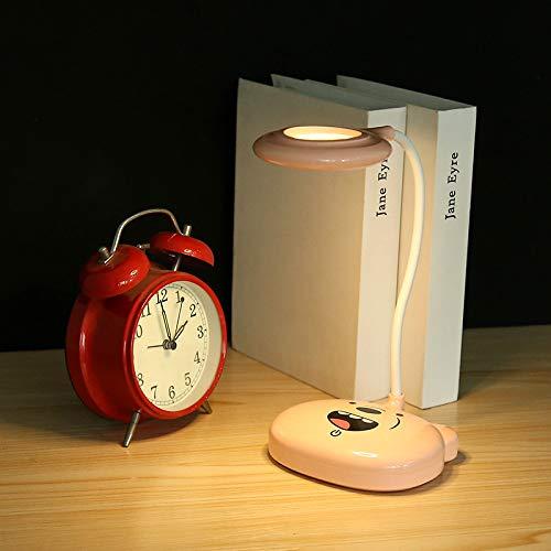 Drei-Geschwindigkeits-Note, die LED-Schreibtischlampe auflädt