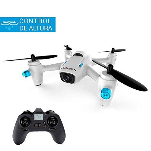Mini Drone Hubsan X4 Plus (Cámara HD) | Para Aprender | Control de Altura