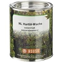 Asuso Nature Line NL Hartöl-Wachs 0,75 Liter seidenmatt