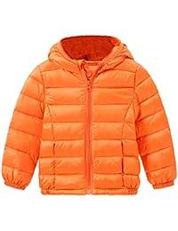 c90c28b3d4 Amazon.it: bambino - Arancione / Giacche e cappotti / Bambini e ...
