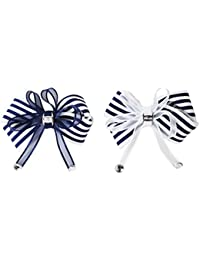 glamexx24Mujer Chica Kids Baby pelo maduro cinta Gomas del pelo pelo, accesoire Hair accesorios