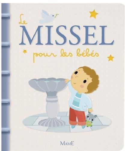 Le missel pour les bébés par Elen Lescoat