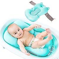 Infants Badewanne Kissen Matte Luftkissen Matte Schwimmende Weiche Badende Pad