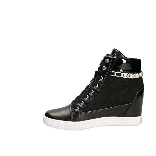 Guess Damen Footwear Active Lady Hohe Sneaker Schwarz
