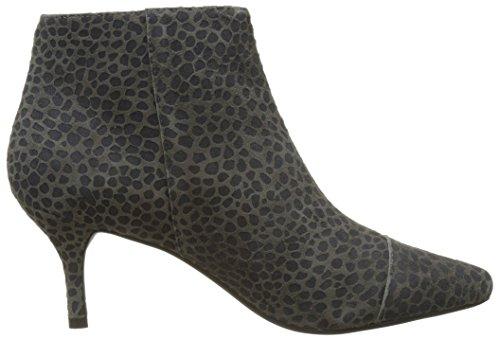 Shoe Closet Agnete Leo, Stivaletti Donna Grigio (140 Grey)