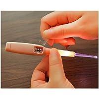 NqceKsrdfzn Extrem tragbar Abnehmbare Beleuchten Typ Einzelkopf Ohr Auswahl Kürette Remover Cleaner Care Tool... preisvergleich bei billige-tabletten.eu