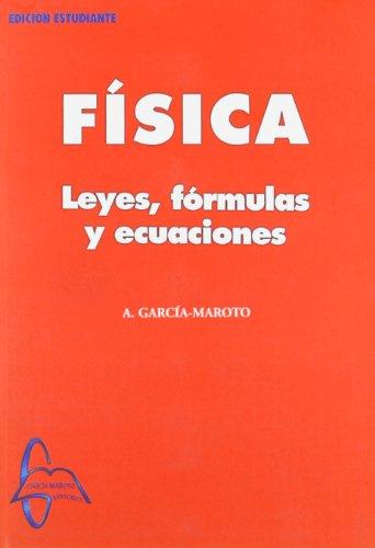 Fisica - leyes, formulas y ecuaciones