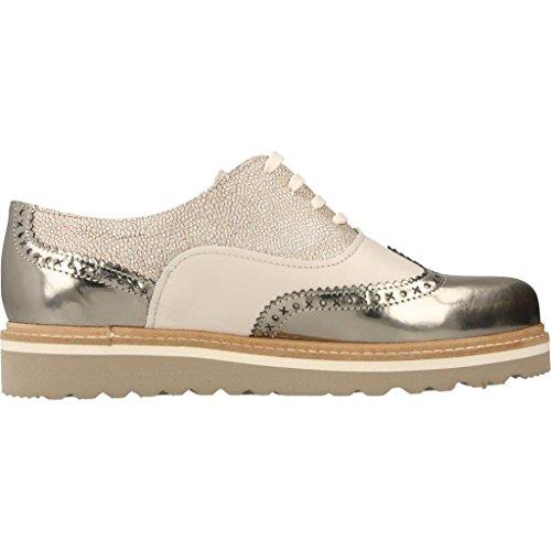Trussardi 79S556 Chaussures à lacets Femme Blanc