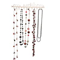 """Ganchos para Collares """"My Necklaces"""" - Almacenamiento Sencillo para Joyas"""