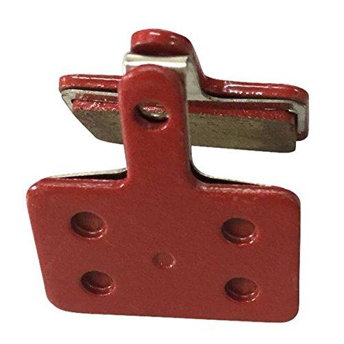 Jrl Résine Plaquettes de frein à disque W/- pour Avid BB5 mécanique Sport de montagne Vélo BR-M525 M495 M475 M465 M416 VTT XC Vélo