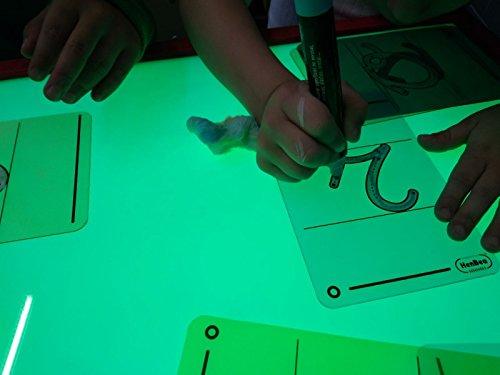 Montessori Leuchttisch