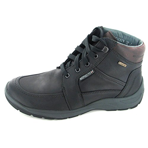 MEPHISTO BALTIC GTGRIZZLY B854OK9 hommes Bottes Noir