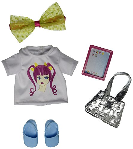 Madame Alexander Fun and Funky Accessory Pack, Favorite Friends Collection