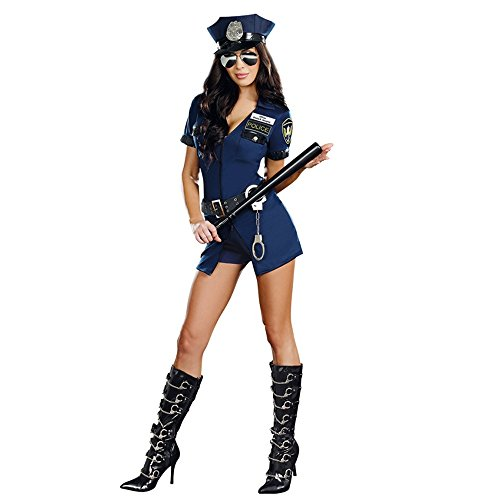MJATOP Sexy Frau Roleplay Kostüme Cosplay Uniform Lingeries für die Schaffung sexy Atmosphäre ()