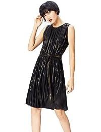FIND Women's Satin Dress