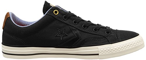 Converse Sp Workwear Ox, Unisex-Erwachsene Sneakers Schwarz (Noir)