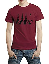 FUNKYcLOSET - The Beatles T-Shirt - Cotton T-shirt Casual T-Shirt | T Shirt Available In Multi-Color
