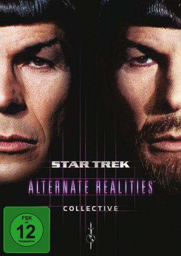 Star Trek - Alternate Realities Collective [5 DVDs] (Star Trek Staffel 5)
