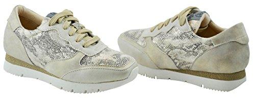 Chetto  17040, Mädchen Sneaker Beige
