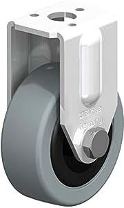 BLICKLE BOCKROLLE MIT RÜCKENLOCH BRA-VPA 50G, MIT GLEITLAGER, DURCHMESSER 50 mm