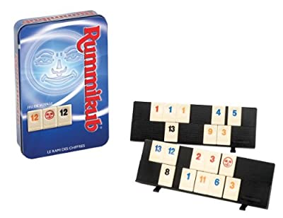 Hasbro - 150241010 - Rummikub Voyage - Jeu de Voyage