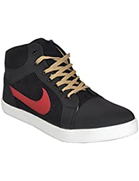 Jk Port Men's Black Sneaker(9)