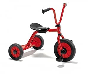 Winther Mini Viking Tricycle (Red)