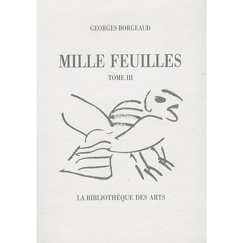 Mille feuilles, tome 3
