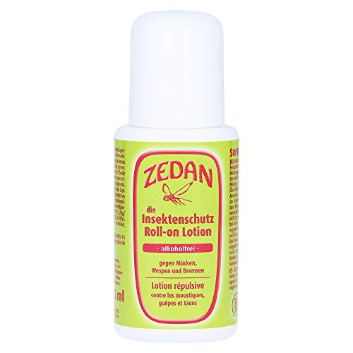 ZEDAN Abwehr Roll-on Lotion SP Classic 75 Milliliter