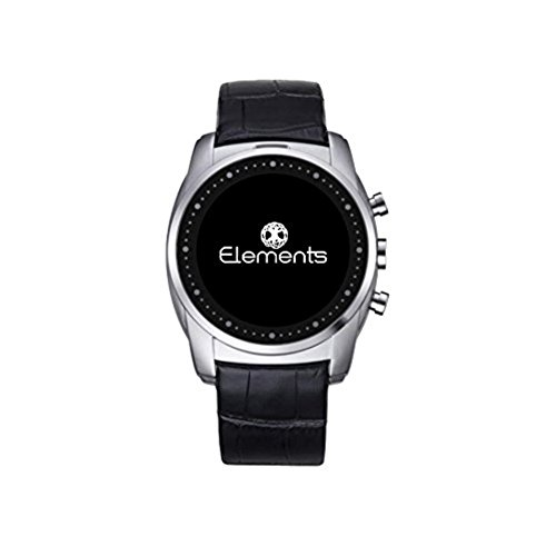 Smartwatch ELEMENTS Steel Watch (Element Lcd)