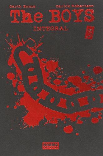 The Boys Integral 3 por Robertson Ennis