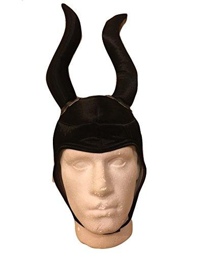 UK Maleficent Hörner - Kostüm geschnürt Kostüm Cosplay Maske Helm Kopfstütze - Halloween