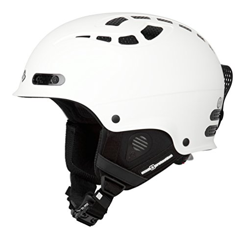 Sweet Protection Helmet Igniter, Satin White, M/L, 840005 (Satin Wool Hose)