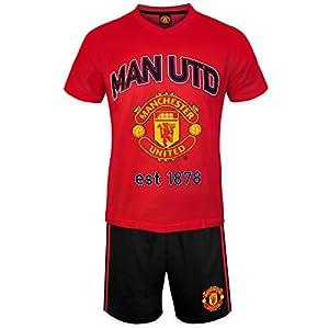 Pigiama/homewear ufficiale Manchester United FC - corto - uomo