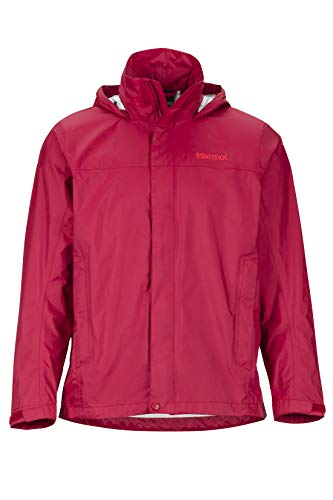 Marmot PreCip Jacke, Herren, Sienna Red (Red Winter Jacke Wings)