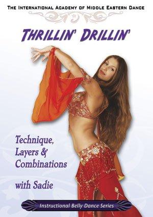 SADIE - Thrillin' Drillin' - Belly Dance DVD