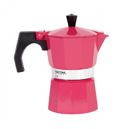Pantone PA270 Coffee Maker small, 3 Tassen, rosa
