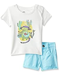 GJ BABY Boys' Regular Fit Bodysuit