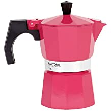 Pantone kaffeezubereiter, Rosa, klein - 3 Tassen
