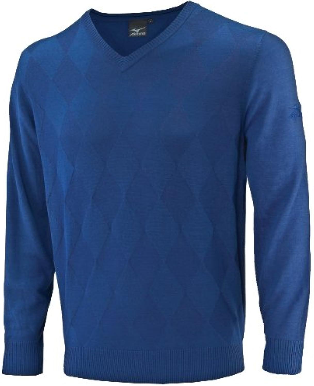 Golf Modal / Cotton Sweater Royal Large