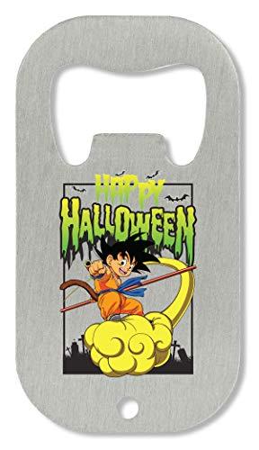 ile Happy Halloween Dragon Ball DBZ Anime Flaschenöffner ()