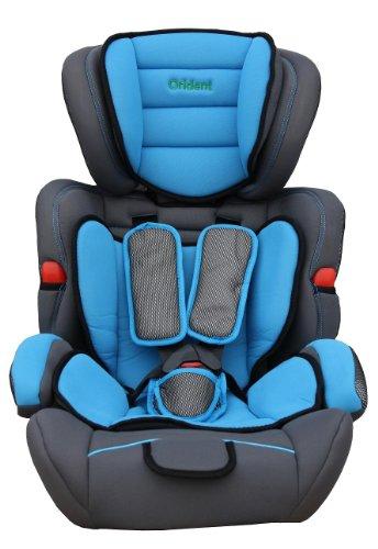 Kindersitz Autokindersitz 9-36 Kg ECE 44-04 geprüft EU-Norm-Blau